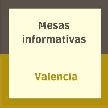 Mesas Informativas